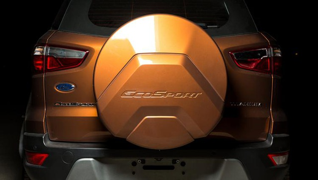 Ford EcoSport 2018 nâng cấp triệt để từ trong ra ngoài - 3