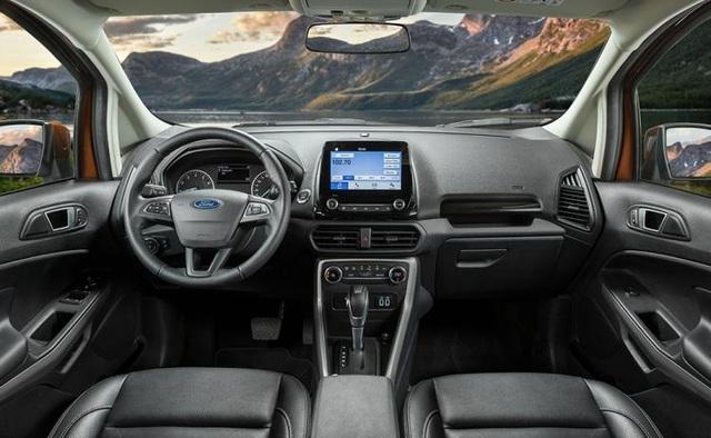 Ford EcoSport 2018 nâng cấp triệt để từ trong ra ngoài - 4