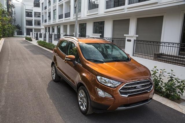 Ford EcoSport 2018 hiệu năng vượt trội - 5