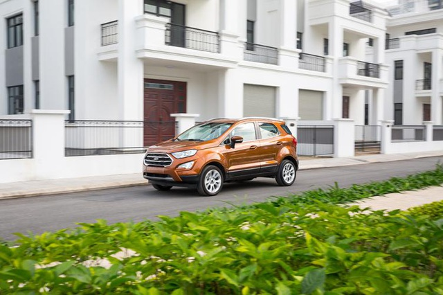 Ford EcoSport 2018 tự tin chinh phục mọi cung đường - 2