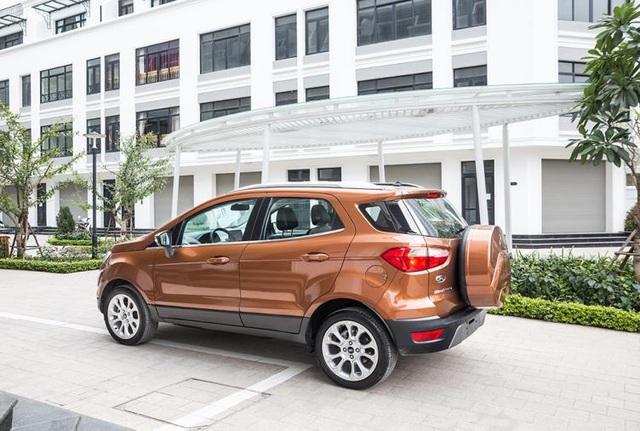 Ford EcoSport 2018 tự tin chinh phục mọi cung đường - 3