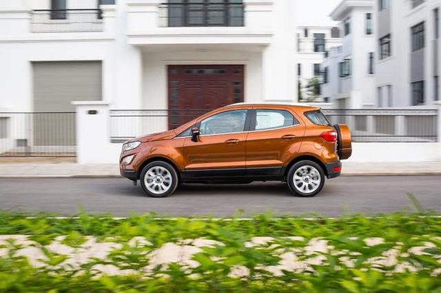 Ford EcoSport 2018 tự tin chinh phục mọi cung đường - 4
