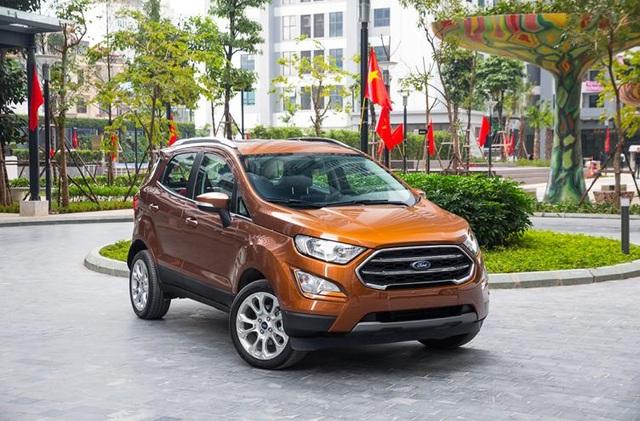 Ford EcoSport 2018 tự tin chinh phục mọi cung đường - 5