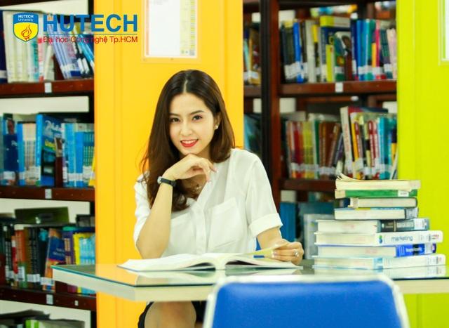 Môi trường học tập hiện đại chuẩn quốc tế dành cho học viên chương trình MBA OUM tại Đại học HUTECH