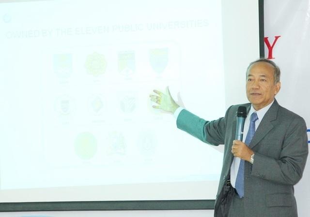 Chương trình đào tạo chuyên nghiệp với giảng viên là những chuyên gia giàu kinh nghiệm