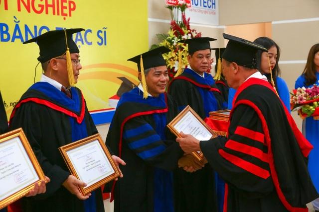 Đại học HUTECH được nhiều học viên lựa chọn theo học chương trình Thạc sĩ
