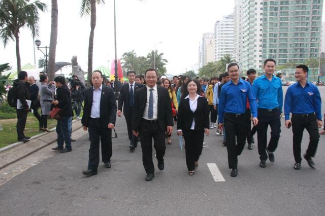 Hoạt động tuyên truyền an toàn giao thông tại Đà Nẵng