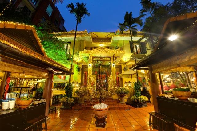 Nhà hàng Quán Ăn Ngon – 18 Phan Bội Châu, Hoàn Kiếm