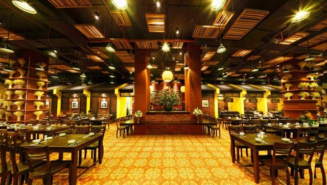 Nhà hàng Quán Ăn Ngon tại 25T2 Hoàng Đạo Thúy, Cầu Giấy