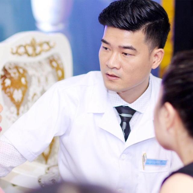 Anh Bùi Tuấn - Giám đốc điều hành công ty TNHH Cell Pharma tại Việt Nam
