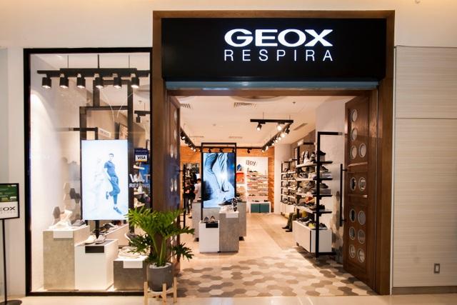 Giày biết thở Geox khai trương cửa hàng X-store với concept hoàn toàn mới - 1