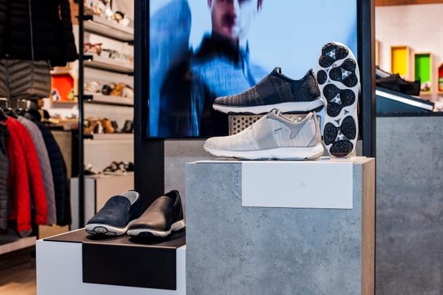Giày biết thở Geox khai trương cửa hàng X-store với concept hoàn toàn mới - 5