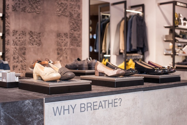 Giày biết thở Geox khai trương cửa hàng X-store với concept hoàn toàn mới - 6