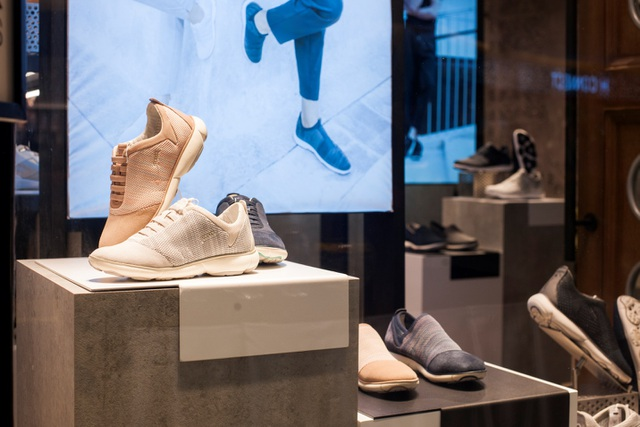 Giày biết thở Geox khai trương cửa hàng X-store với concept hoàn toàn mới - 7
