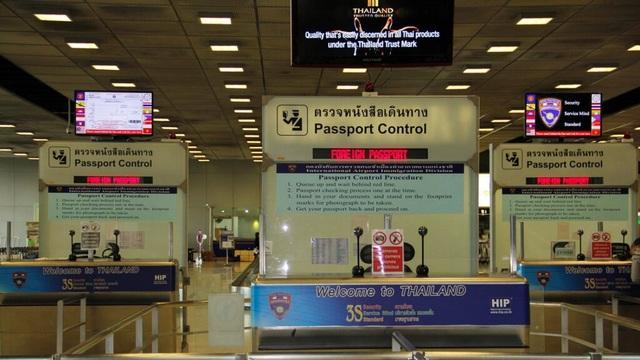 Có nhiều lưu ý quan trọng khi nhập cảnh Thái Lan