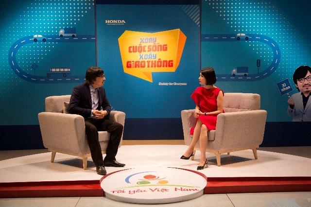 """Chương trình Tôi yêu Việt Nam phiên bản truyền hình với chủ đề """"Xoay cuộc sống, xoáy giao thông"""""""