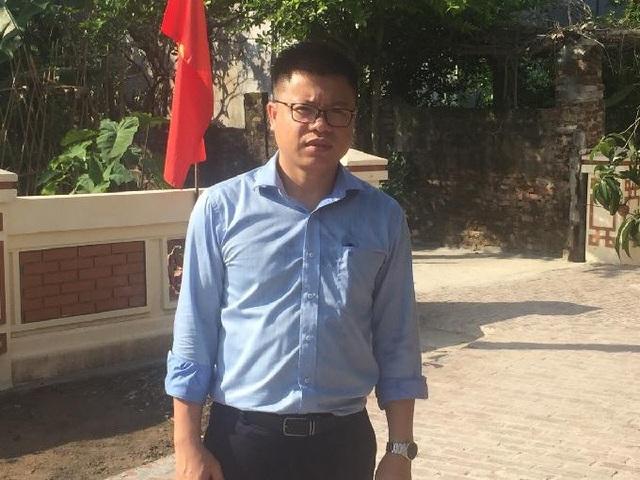 Ông Nguyễn Quốc Toản, Quyền Cục trưởng Cục Chế biến và Phát triển thị trường nông sản (Bộ Nông nghiệp và Phát triển nông thôn)
