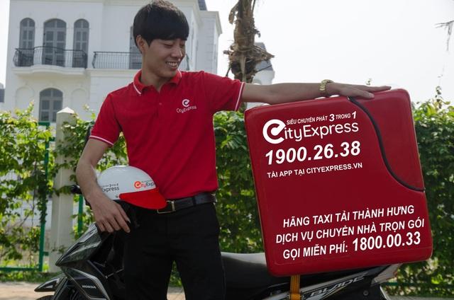 """Miễn phí giao hàng tại Hà Nội và TP.HCM khi cài ứng dụng CityExpress và nhập mã """"FREE""""! - 4"""