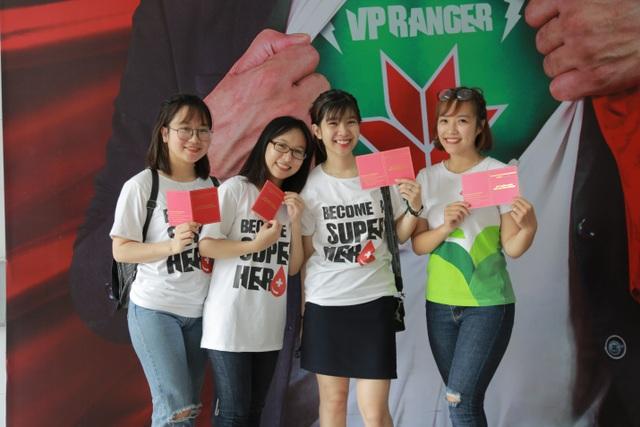 Ngân hàng VPBank kêu gọi được hơn 1.000 đơn vị máu - 7