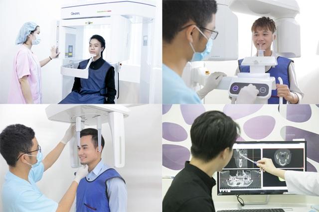 Hàng trăm trang thiết bị, máy móc hiện đại được Nha Khoa KIM nhập khẩu phục vụ cho việc chăm sóc sức khỏe răng miệng, điều trị và phục hình răng hàm mặt đạt kết quả tốt nhất trên nền tảng kỹ thuật cao.