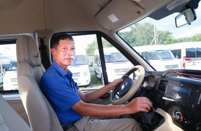 """Những sức hút không thể """"chối từ"""" của Ford Transit - 3"""