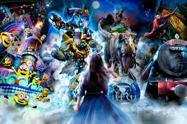 Bị mê hoặc bởi những đêm lễ hội mùa Hè (Nguồn ảnh: Universal Studios Japan™)