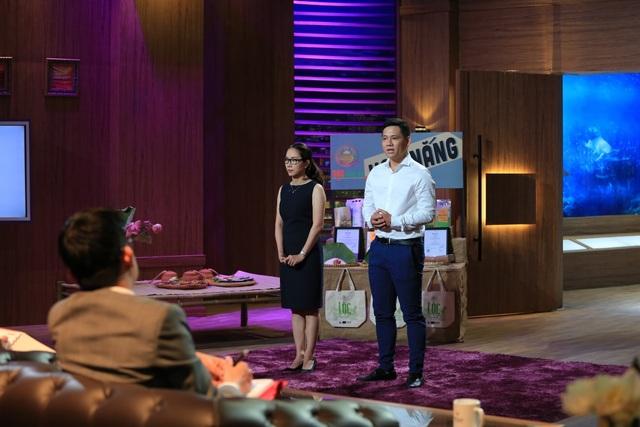 Startup Hoa Nắng tham gia gọi vốn trong tập 2 chương trình Shark Tank Việt Nam