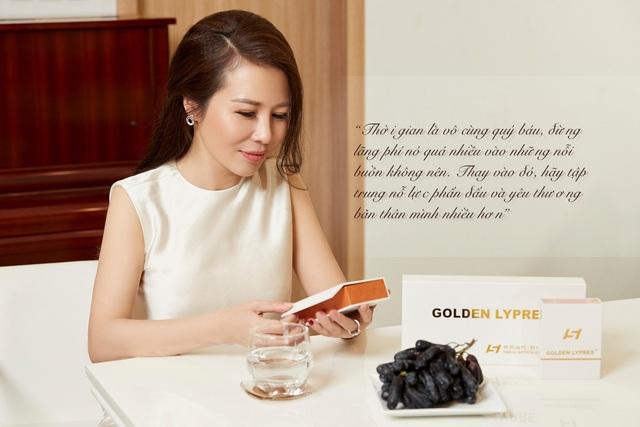 Doanh nhân Lan Phương trở thành gương mặt đồng hành cho GOLDEN LYPRES® - 3