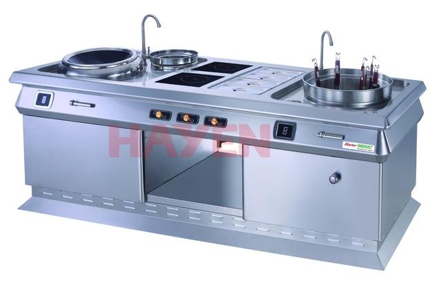 Bếp điện từ Hà Yến – Xu thế tất yếu của ngành bếp nhà hàng, khách sạn, canteen - 5