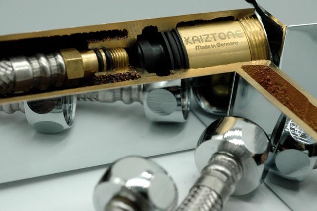 Lõi sen của Kaiztone vỏ làm bằng đồng, sản xuất 100% tại CHLB Đức, đạt tiêu chuẩn Châu Âu