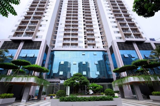 Thanh Xuân Complex, block cuối cùng trong tổ hợp nhà ở cao cấp Hapulico Complex, đã sẵn sàng để bàn giao tới người mua nhà
