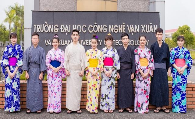 Sinh viên năm 3 sẽ đi thực tập tại Nhật
