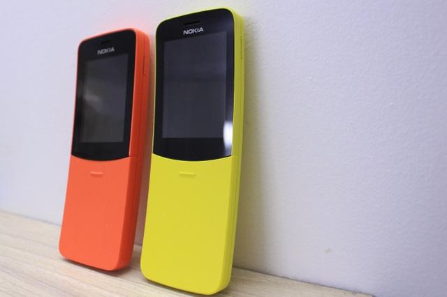 Nokia 8110 4G: Đâu là hàng thật và hàng giả? - 1