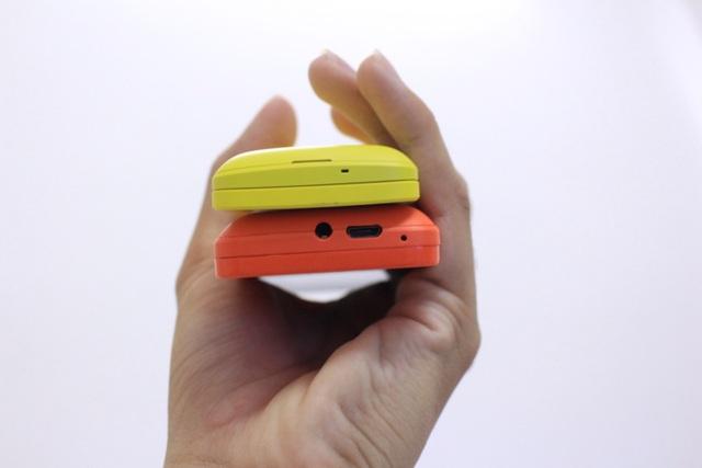 Nokia 8110 4G: Đâu là hàng thật và hàng giả? - 3