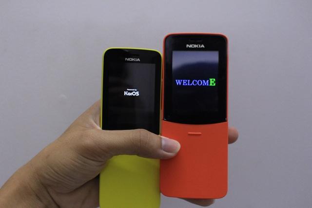 Nokia 8110 4G: Đâu là hàng thật và hàng giả? - 5