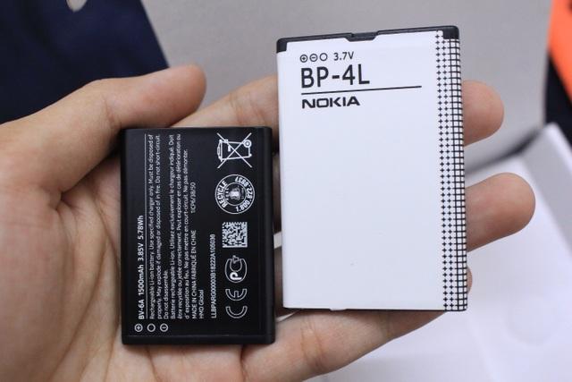 Nokia 8110 4G: Đâu là hàng thật và hàng giả? - 7