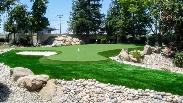 Green golf mini sân vườn