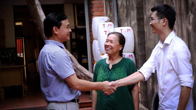 Shark Phú gặp gỡ startup Vietferm tại vòng thẩm định doanh nghiệp