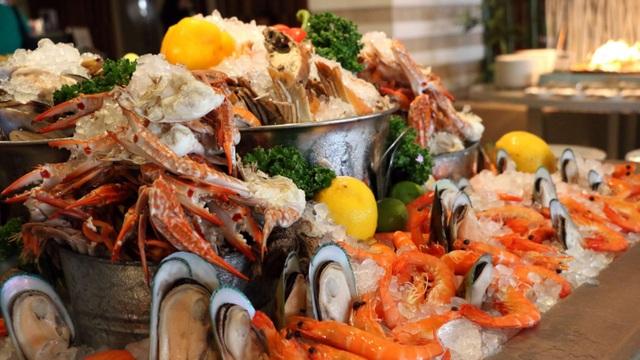 Đã miệng với đại tiệc tôm hùm hảo hạng tại khách sạn Seashells Phú Quốc - 3