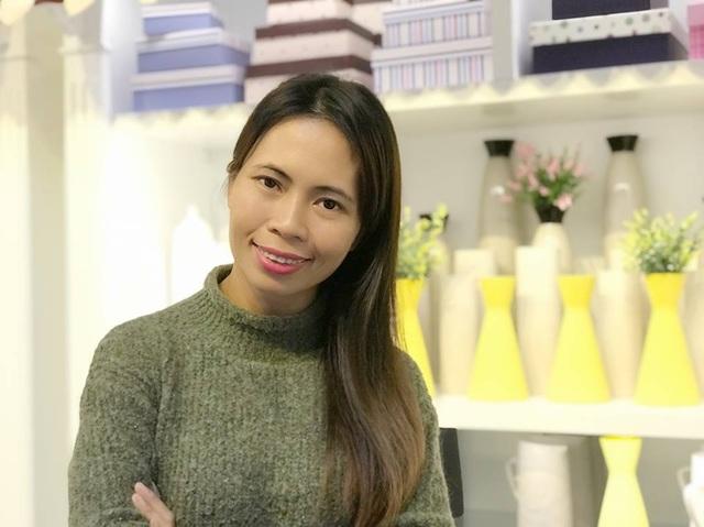 Chân dung nhà văn Trang Hạ.