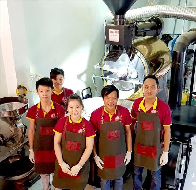 Sứ giả cà phê E'MaYaCa & Khát vọng phổ biến cà phê sạch tại Đà Nẵng - 5