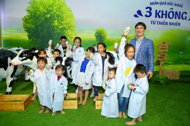 Hành trình 42 năm vươn cao Việt Nam của Vinamilk - 1