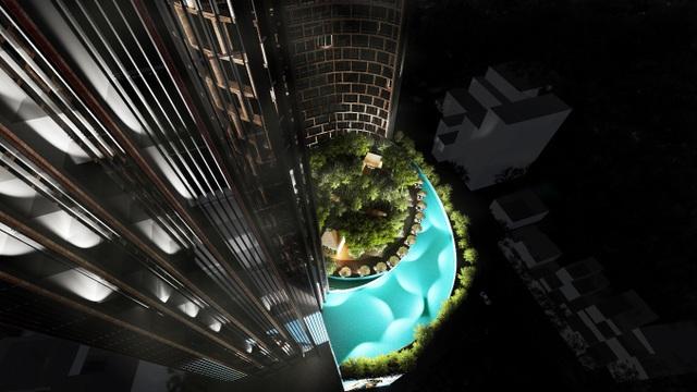 Những tiện tích đẳng cấp biến căn hộ thành khu nghỉ dưỡng ngay giữa lòng Sài Gòn