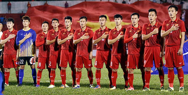 Tuyển Olympic Việt Nam giành chiến thắng lịch sử trong vòng 1/8