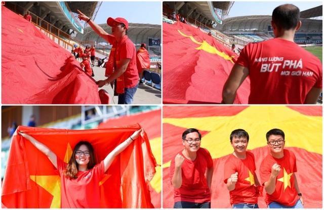 Bàn thắng vàng đưa Olympic Việt Nam vào lịch sử ASIAD - 3