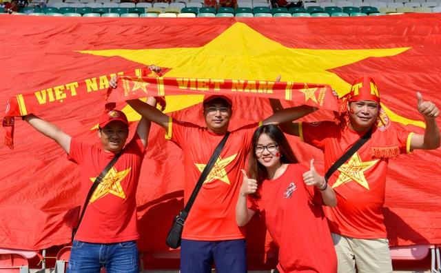 Bàn thắng vàng đưa Olympic Việt Nam vào lịch sử ASIAD - 4