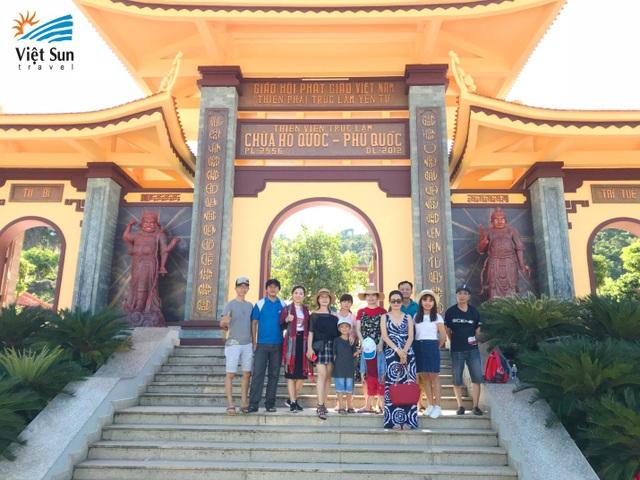 Phú Quốc luôn là điểm du lịch biển đảo được ưu thích hàng đầu