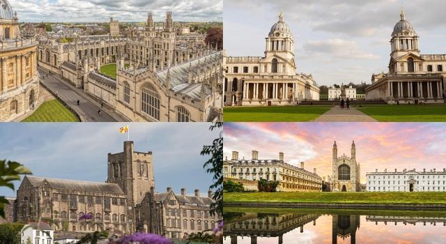 Nét cổ kính của các trường có tuổi đời hàng trăm năm tại Anh