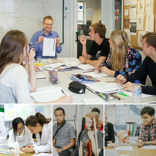 Ashbourne mang đến chương trình học chuyên sâu và đa dạng