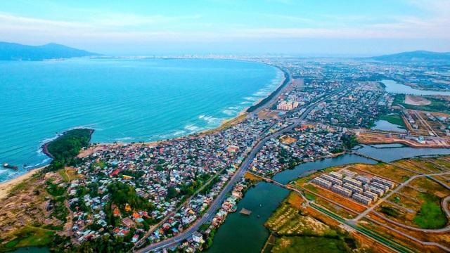 Quận Liên Chiểu, phía Tây Bắc Đà Nẵng luôn đầy triển vọng và tiềm năng